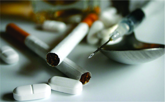 Substance misuse services/addiction services
